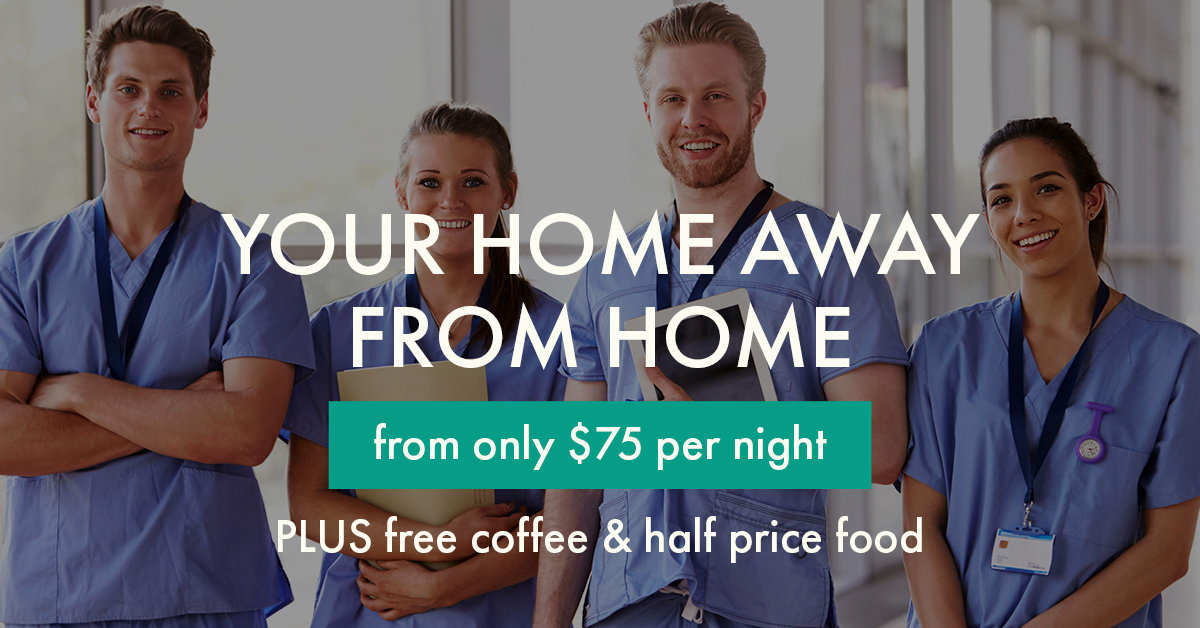 Oaks Offers 'Home Away from Home' for Melbourne's Healthcare Workers